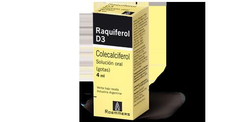 Raquiferol D3