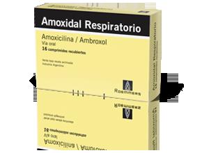 Amoxidal Resp