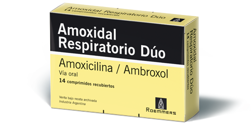 Amoxidal Resp Duo