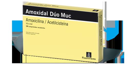 Amoxidal Duo Muc