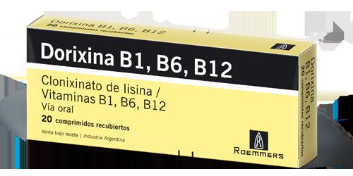 Dorixina B1b6b12