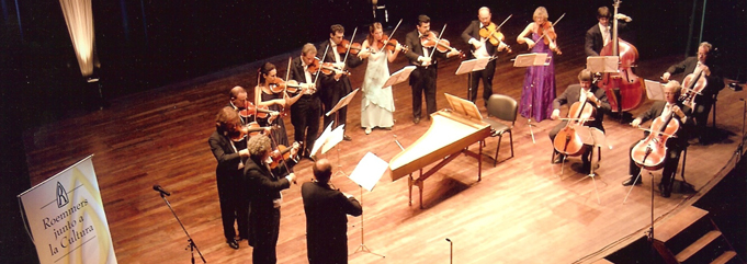 Camerata Bariloche - Roemmers and its Support to Cultural Arts